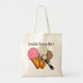 Double Scoop Tote Bag