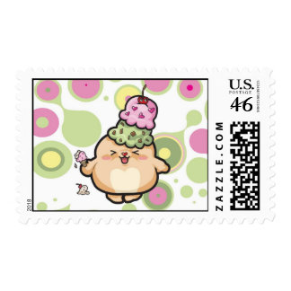 Double Scoops! Stamps