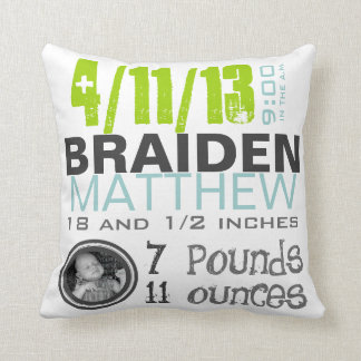 Double Sided - Birth Pillow