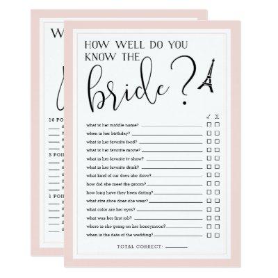 paris themed bridal shower invitation template zazzlecom