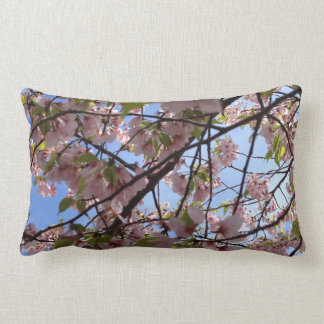 Double sided Cherry Blossom Pillow
