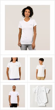 Double-Sided Dove Shirts