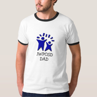 Double Sided JWPOSD DAD T Shirt