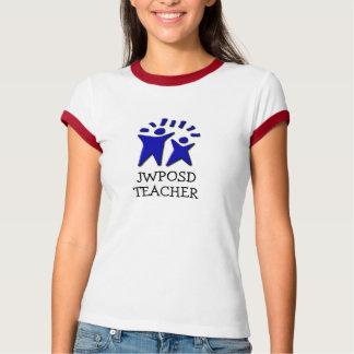 Double Sided JWPOSD TEACHER T Shirt