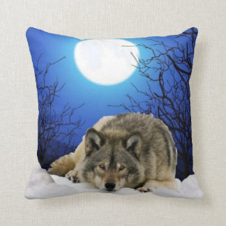 Double Sided Nature Throw Pillow