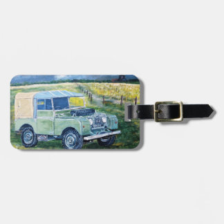 """""""Double Sided ,Printed Luggage Tag"""" Bag Tag"""