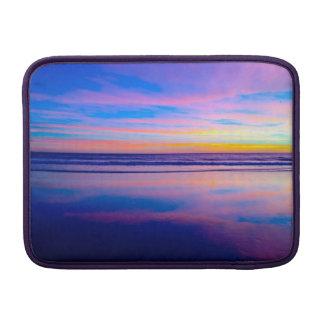 Double-Sided Sunset Brainwaves MacBook Air Sleeve