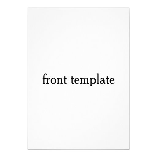 double sided template card zazzle. Black Bedroom Furniture Sets. Home Design Ideas
