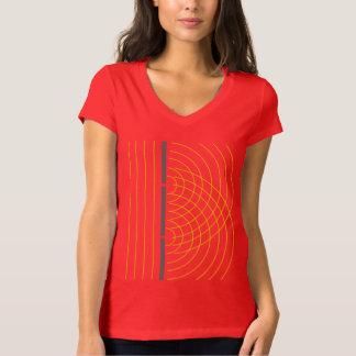 Double Slit Light Wave Particle Science Experiment Shirt