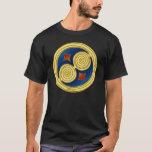 Double Spiral Design – Celtic T-Shirts