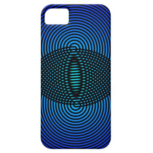 Double Spiral Ripple Case For iPhone 5/5S