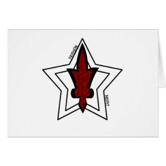 Double stars card