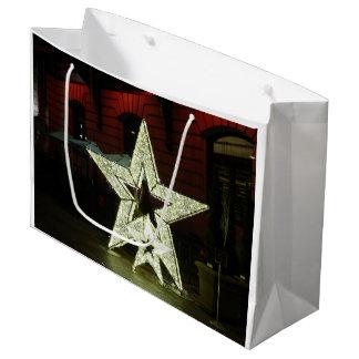 Double Stars Custom Gift Bag