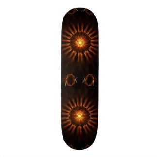 Double Sun Skateboard