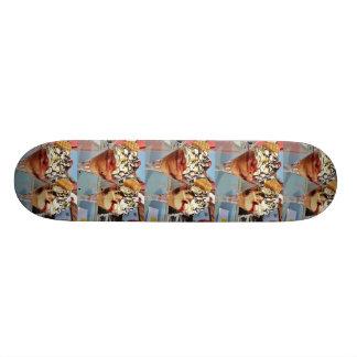 """double sundae 7¾"""" skateboard"""