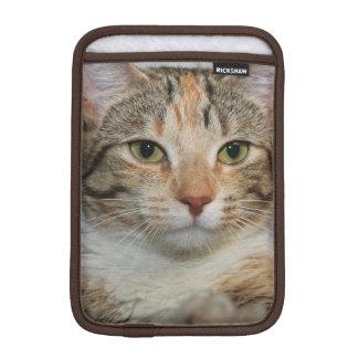 DOUBLE TABBY CAT IPAD MINI CASE SLEEVE FOR iPad MINI