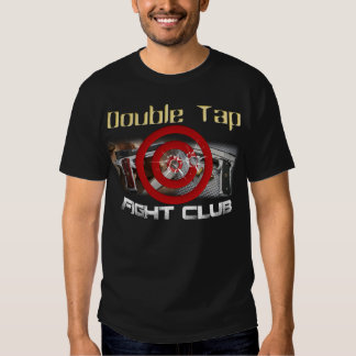Double Tap Fight Club T-shirt