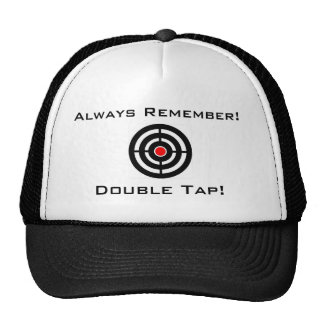 Double Tap Hat