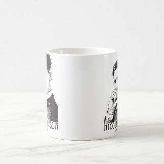Double Tesla - Nicola Tesla Mug