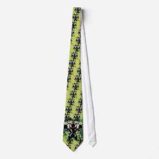 Double The Luck Leprechaun Tie