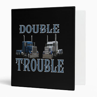 Double Trouble Binder