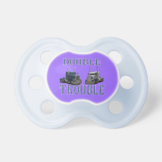 Double Trouble BooginHead Pacifier