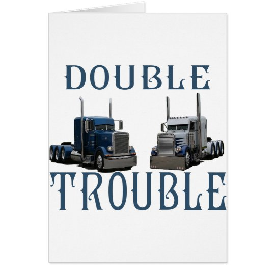 Double Trouble Card