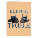 Double Trouble Cards