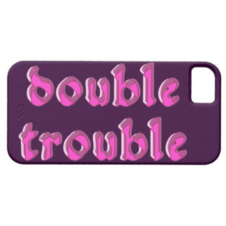 double trouble etui fürs iPhone 5