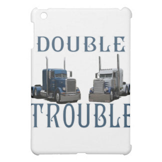 Double Trouble Cover For The iPad Mini