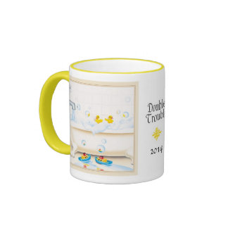 Double Trouble © Double Trouble Ringer Mug