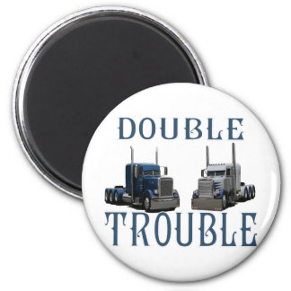 Double Trouble Magnet