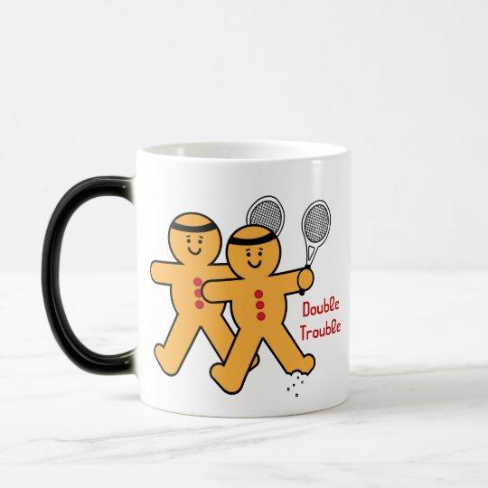 Double Trouble Morphing Mug