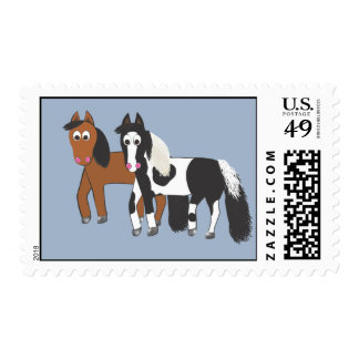 Double Trouble! Postage Stamp