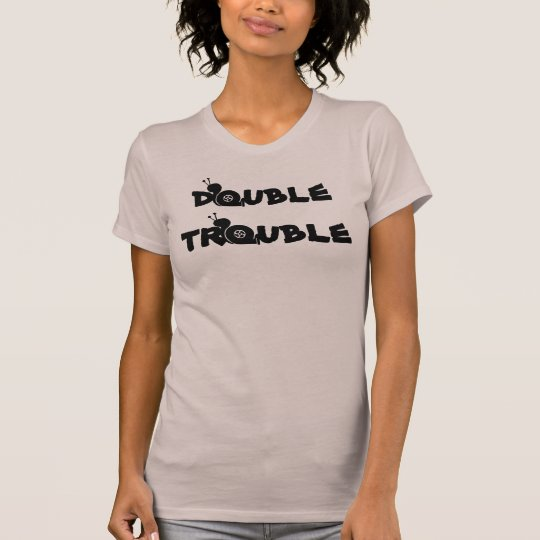 double trouble turbo tee