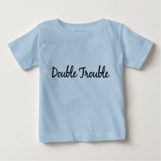 Double Trouble (Twins) Tee Shirt