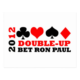 Double-Up Postcard