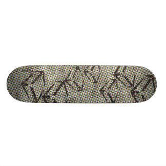 Double Vision 2 Skateboard Deck