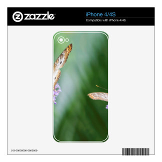 Double Vision Decal For iPhone 4