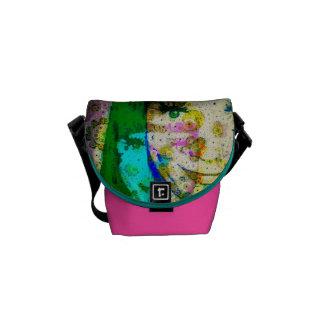 Double Vision Messenger Bag