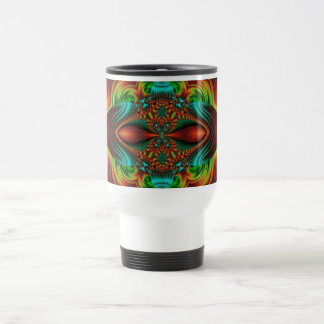 Double Vision 15 Oz Stainless Steel Travel Mug