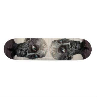 Double Vision Custom Skate Board