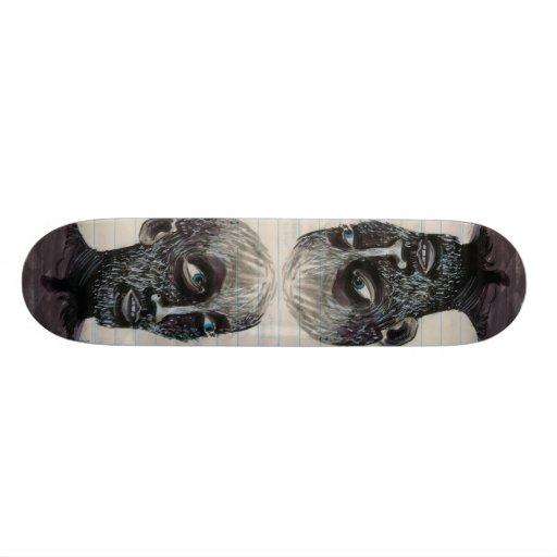 Double Vision Skate Board