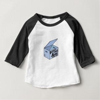 Double Wall 4 Eva archival acid-free box, t-shirt