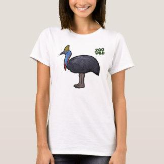 Double Wattled Cassowary T-Shirt