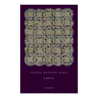 Double Wedding Rings-Poster Poster