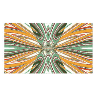 Double X In Cross Abstract Digital Design Business Card