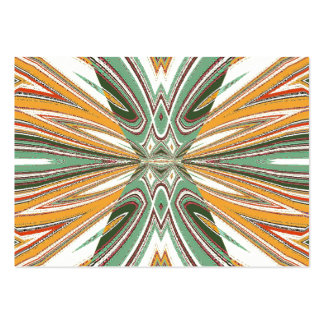 Double X In Cross Abstract Digital Design Business Cards