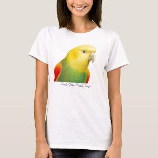 Double Yellow Headed Amazon Babydoll T-Shirt