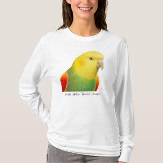 Double Yellow Headed Amazon Long Sleeve T-Shirt